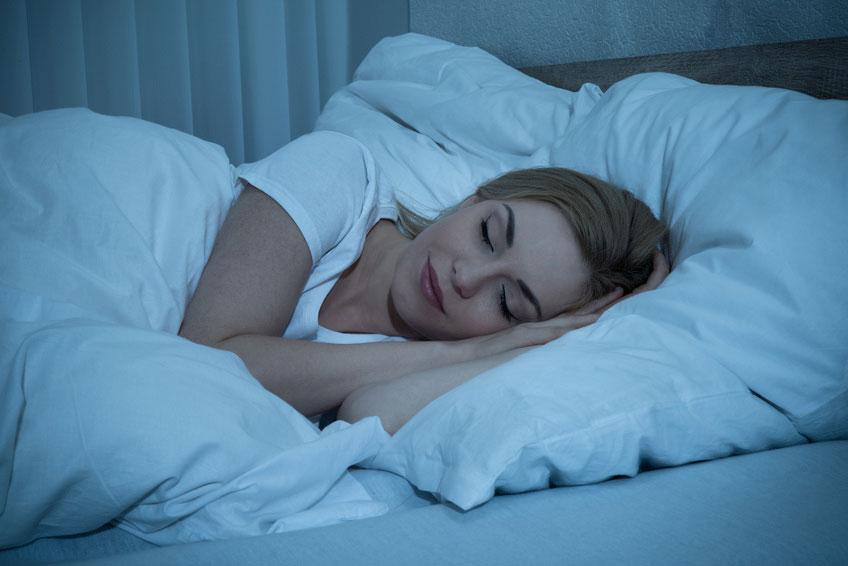 Gesunder Schlaf, erholsamer Schlaf